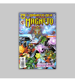 Magnetic Men Featuring Magneto 1 1997