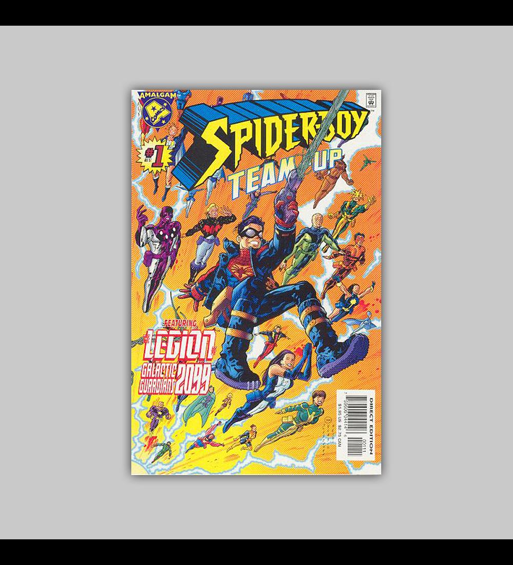 Spider-Boy Team-Up 1 1997