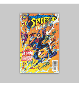 Spider-Boy Team-Up 1 1997