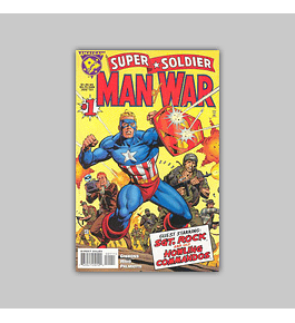 Super Soldier: Man of War 1 1997