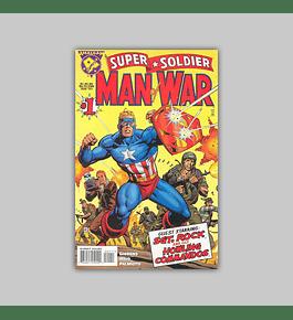 Super Soldier: Man of War 1 1997