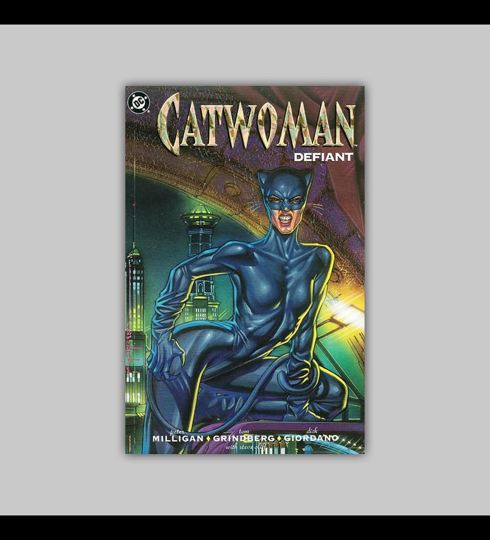 Batman: Catwoman Defiant Foil