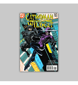 Catwoman/Wildcat 1 1998