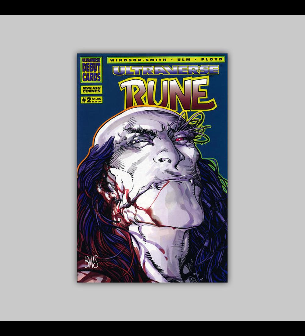 Rune (complete) 1994