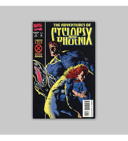 The Adventures of Cyclops and Phoenix (complete limited series)