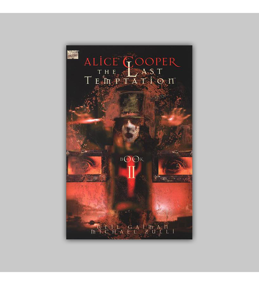 Alice Cooper: The Last Temptation (complete limited series) 1994