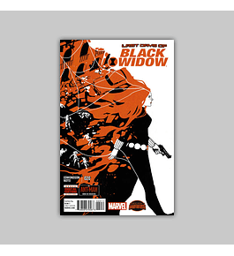 Black Widow (Vol. 3) 20 2015