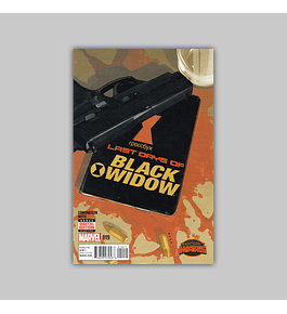 Black Widow (Vol. 3) 19 2015