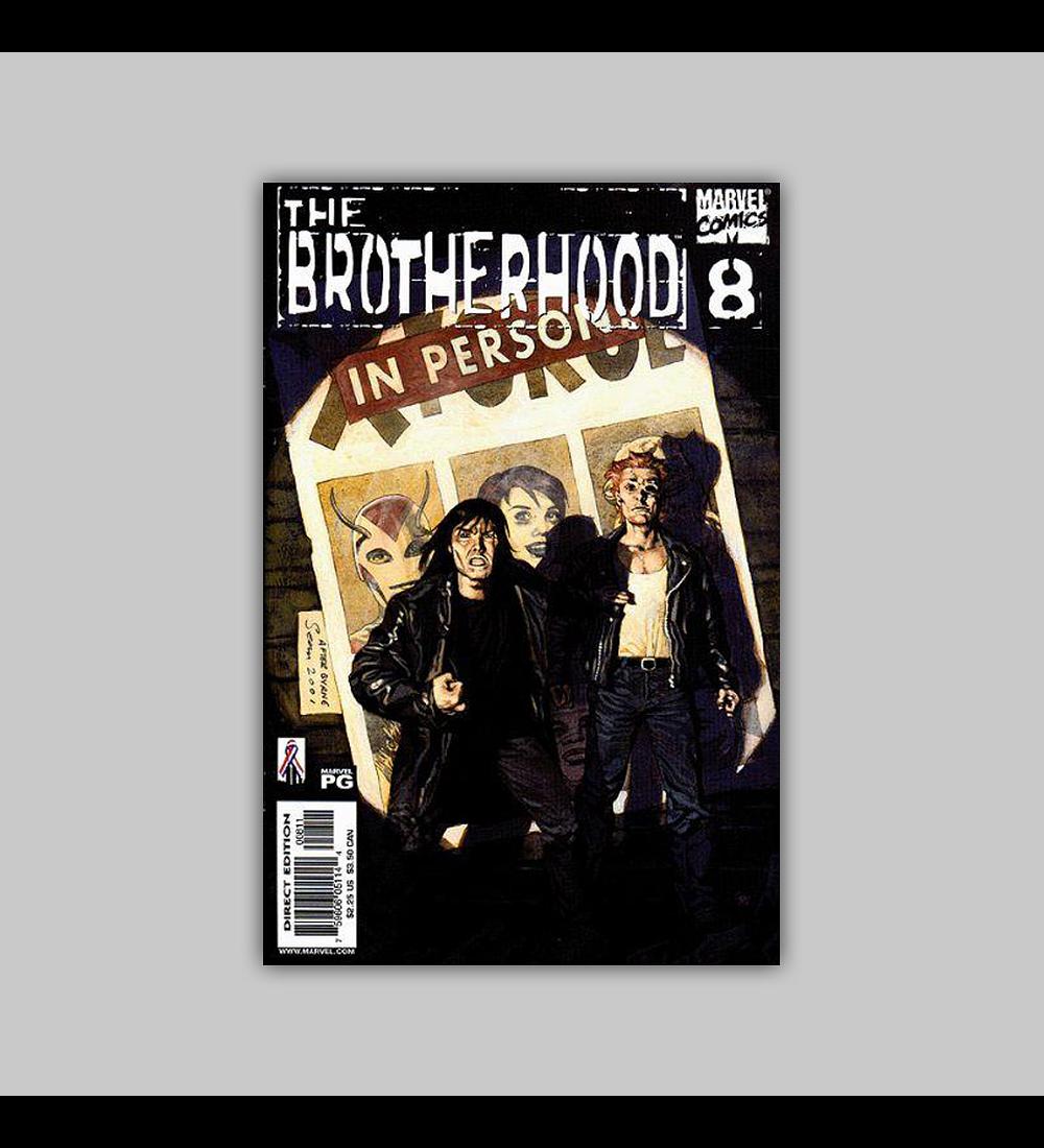 Brotherhood 8 2002