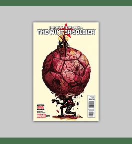 Bucky Barnes: Winter Soldier 9 2015