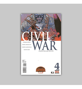 Civil War (Secret Wars) 4 2015