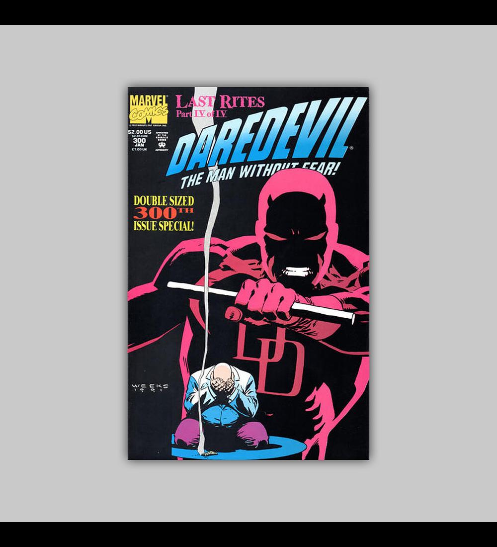 Daredevil 300 1992