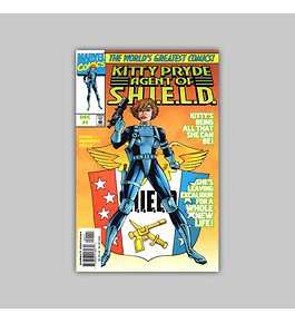 Kitty Pryde: Agent of SHIELD (complete limited series)