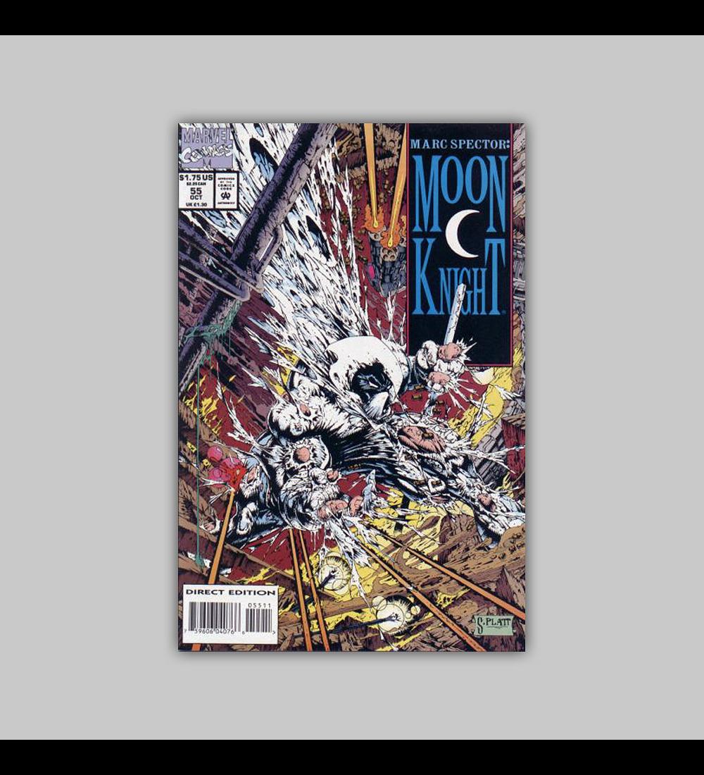 Marc Spector: Moon Knight 55 1993