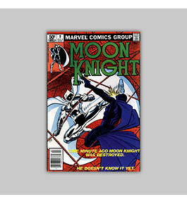 Moon Knight 9 1981