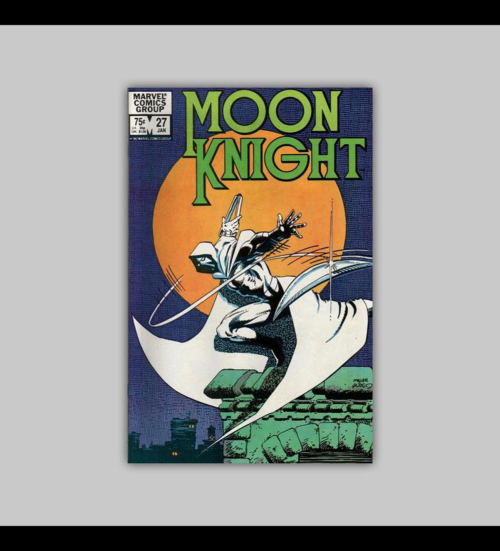 Moon Knight 27 1983