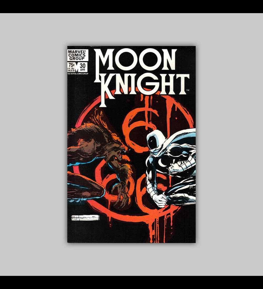 Moon Knight 30 1983