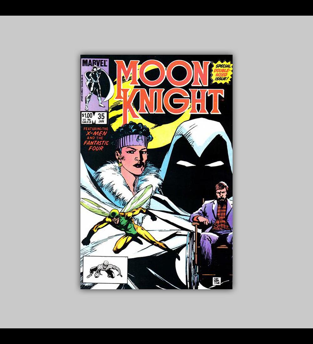 Moon Knight 35 1983