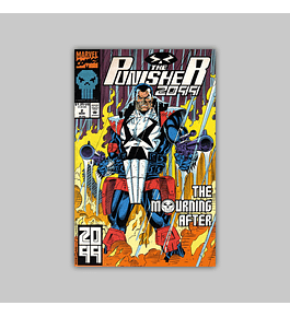 The Punisher 2099 2 1993