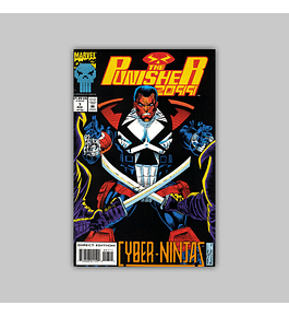 The Punisher 2099 7 1993
