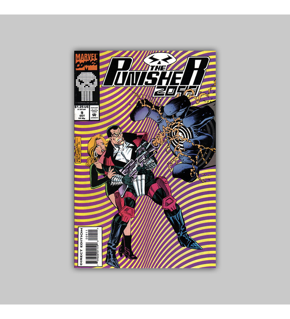 The Punisher 2099 9 1993