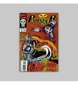 The Punisher 2099 10 1993