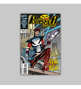 The Punisher 2099 19 1994