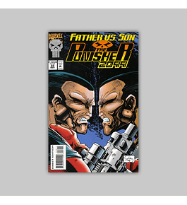 The Punisher 2099 22 1994