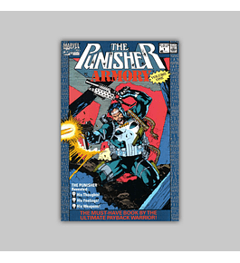 The Punisher Armory 1 1990