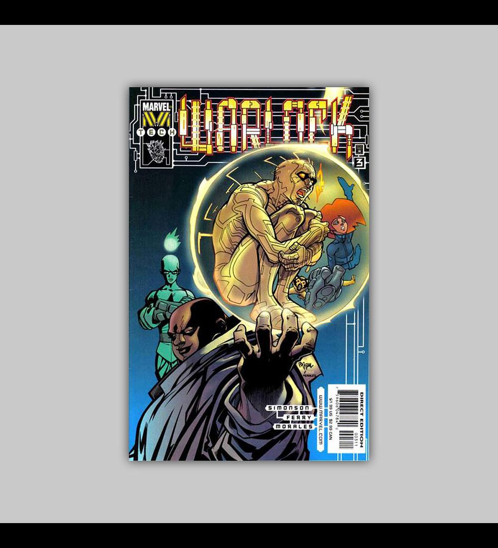 Warlock 3 1999