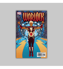 Warlock (Vol. 2) 1 2004