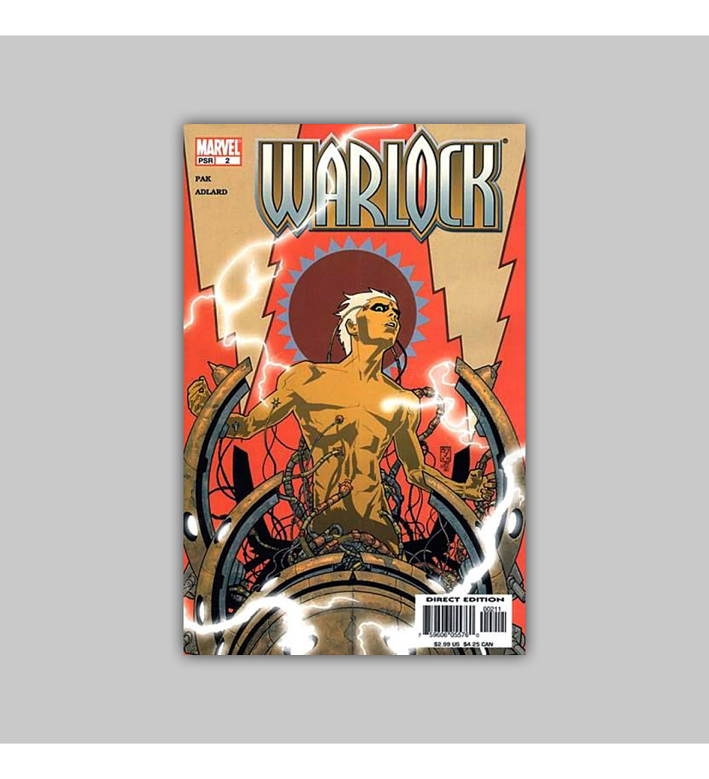 Warlock (Vol. 2) 2 2004