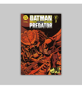 Batman Vs. Predator 2 1992