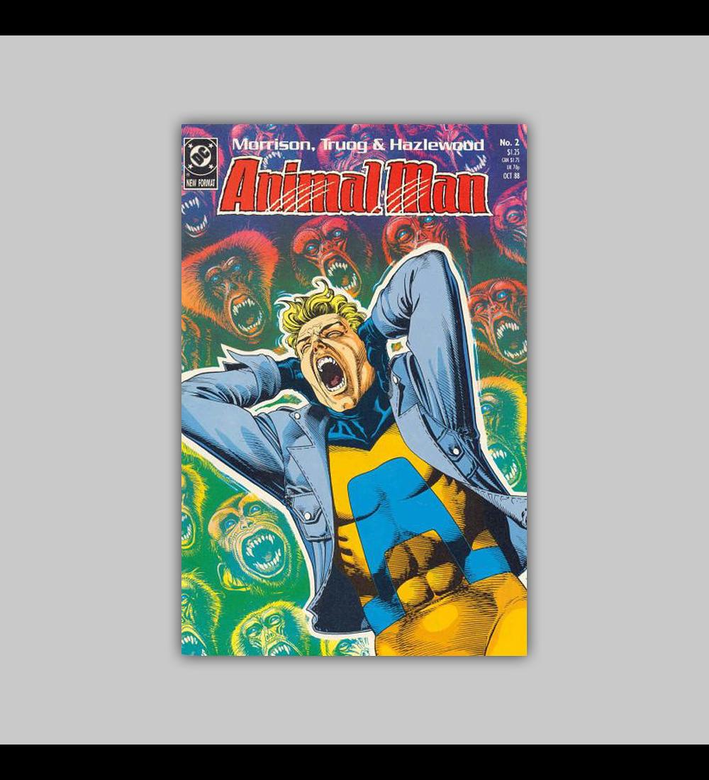 Animal Man 2 1988