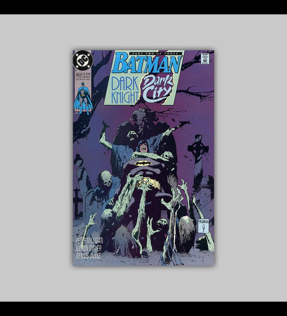 Batman 453 1990