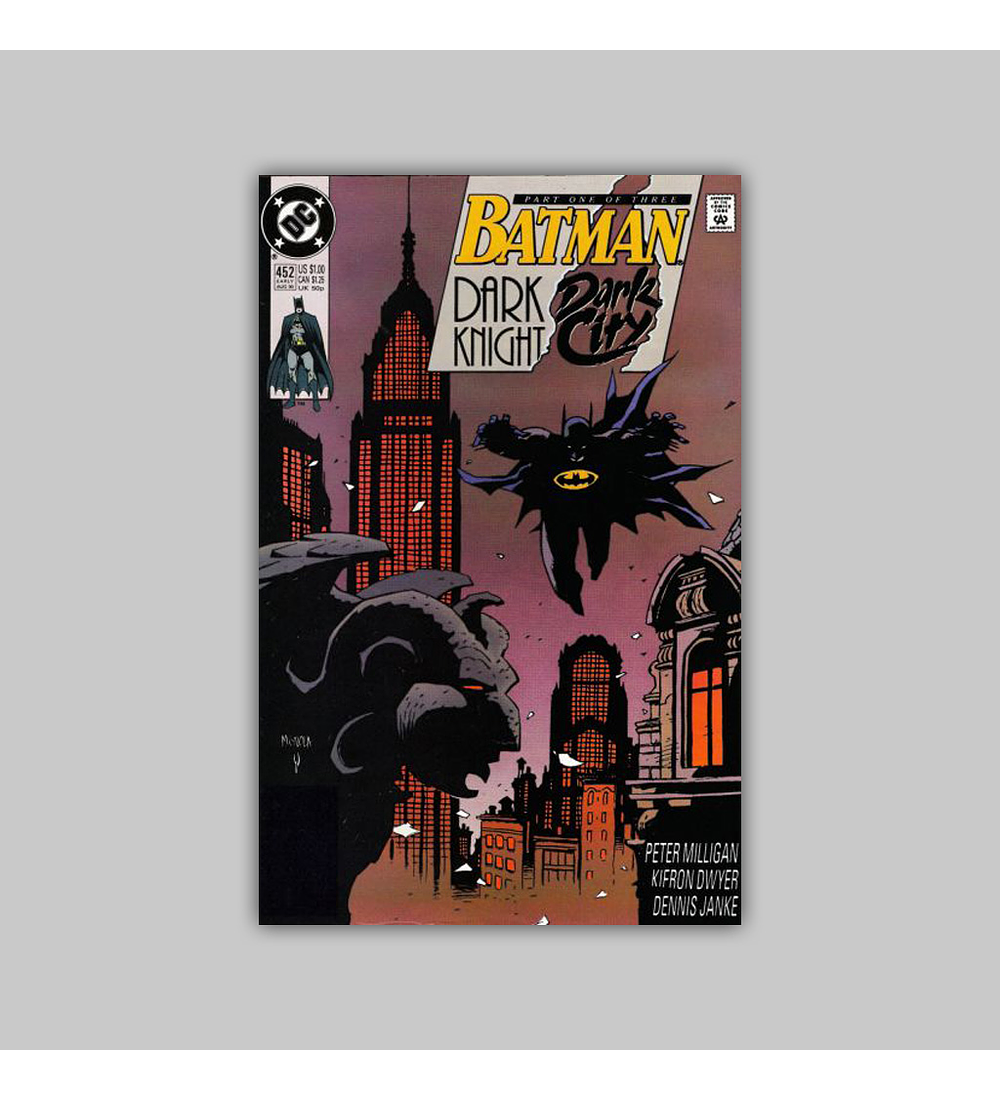Batman 452 1990