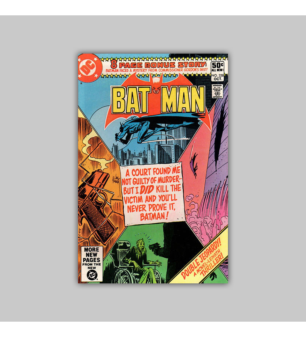 Batman 328 1980