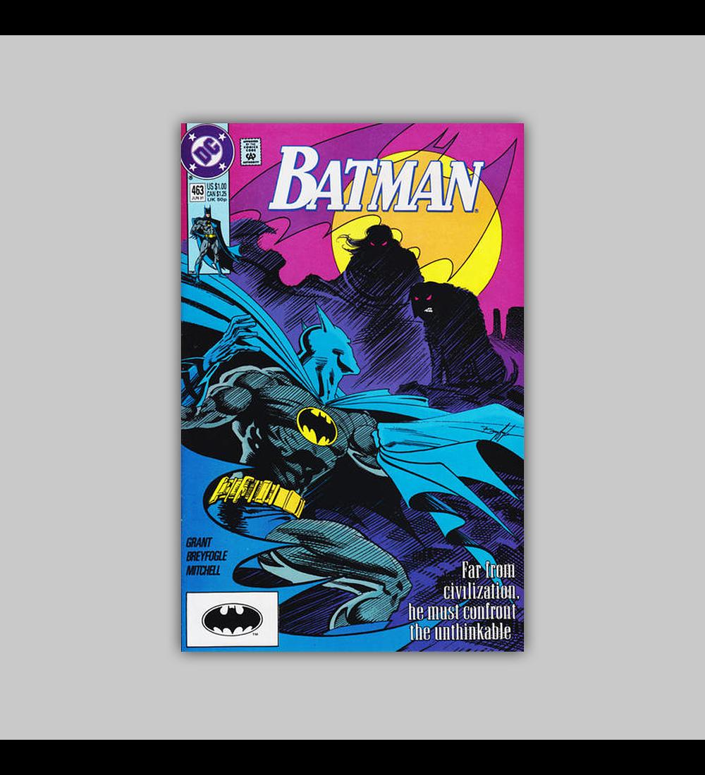 Batman 463 1991