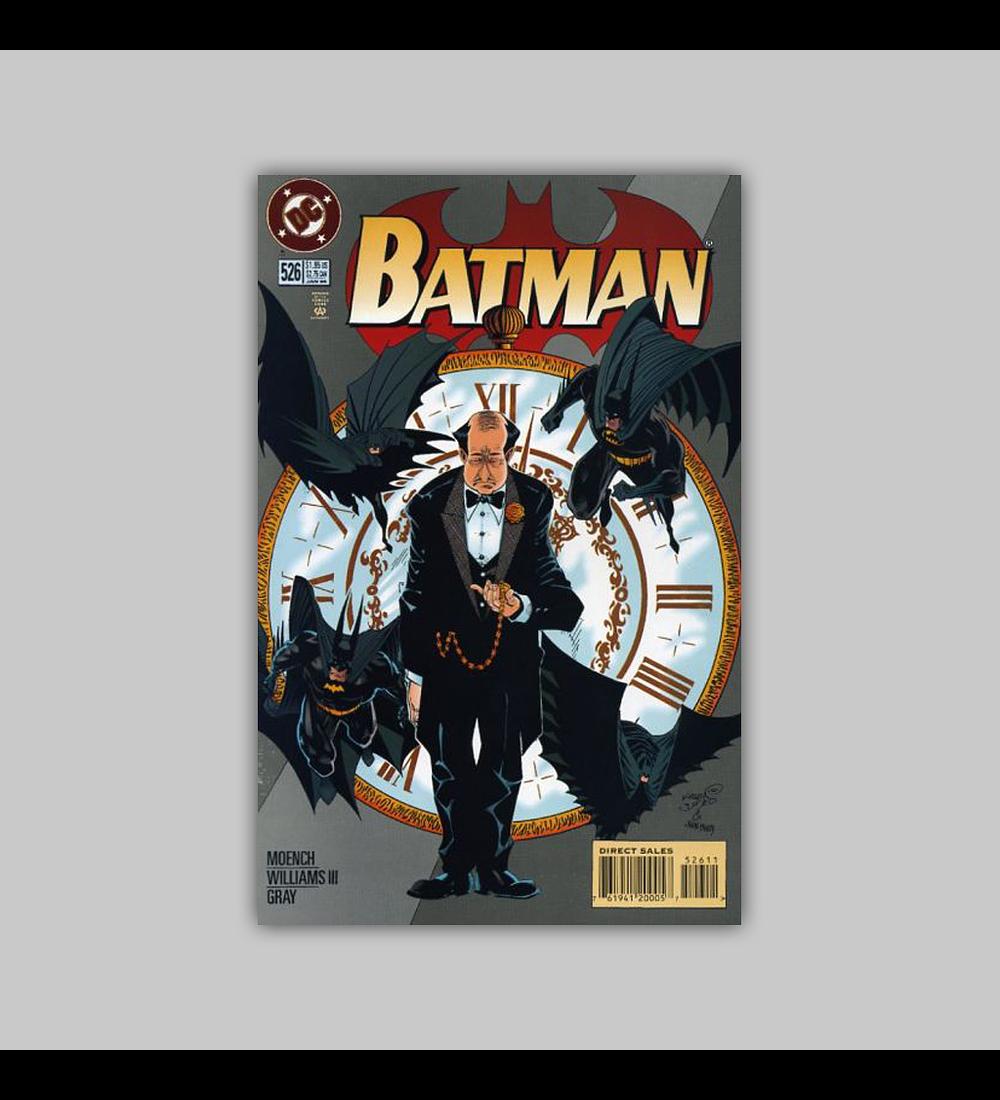 Batman 526 1995