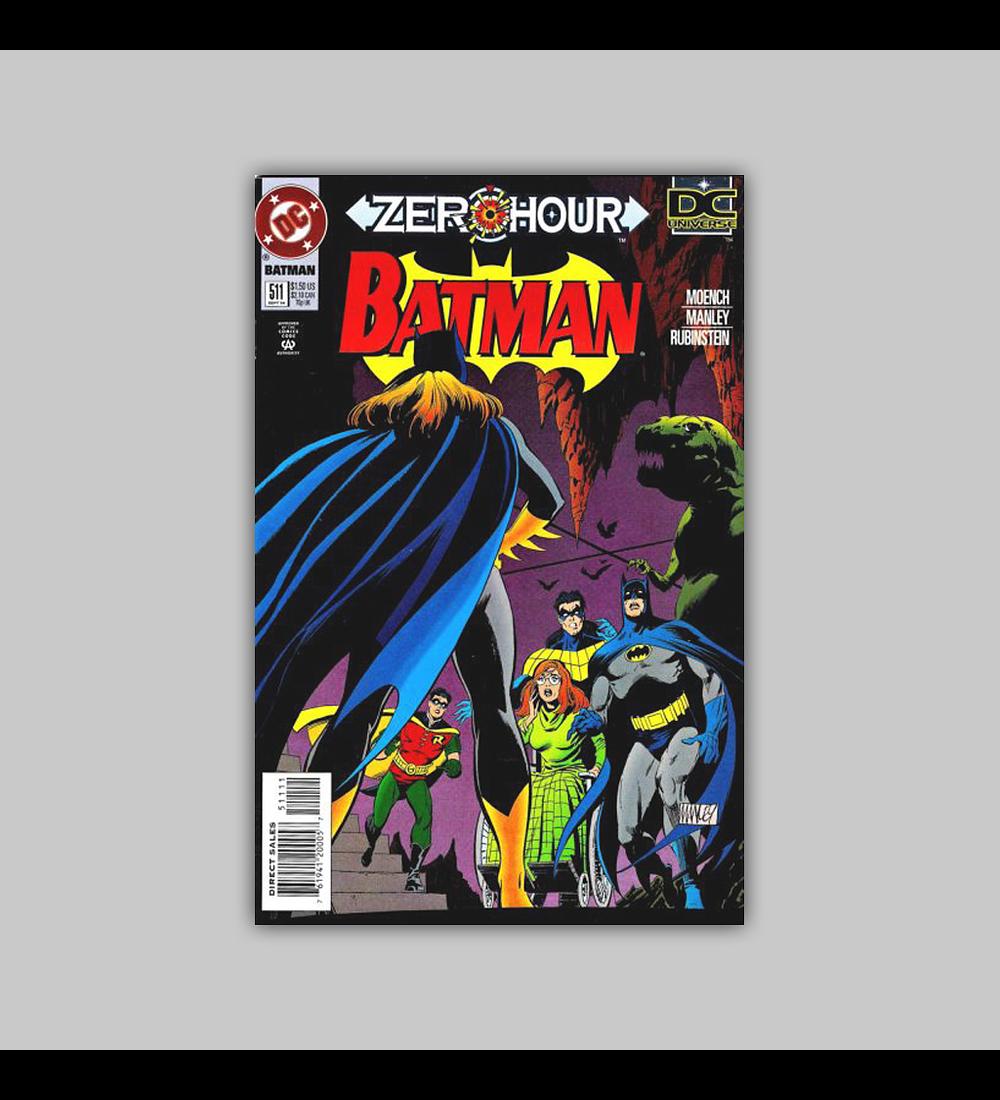Batman 511 1994
