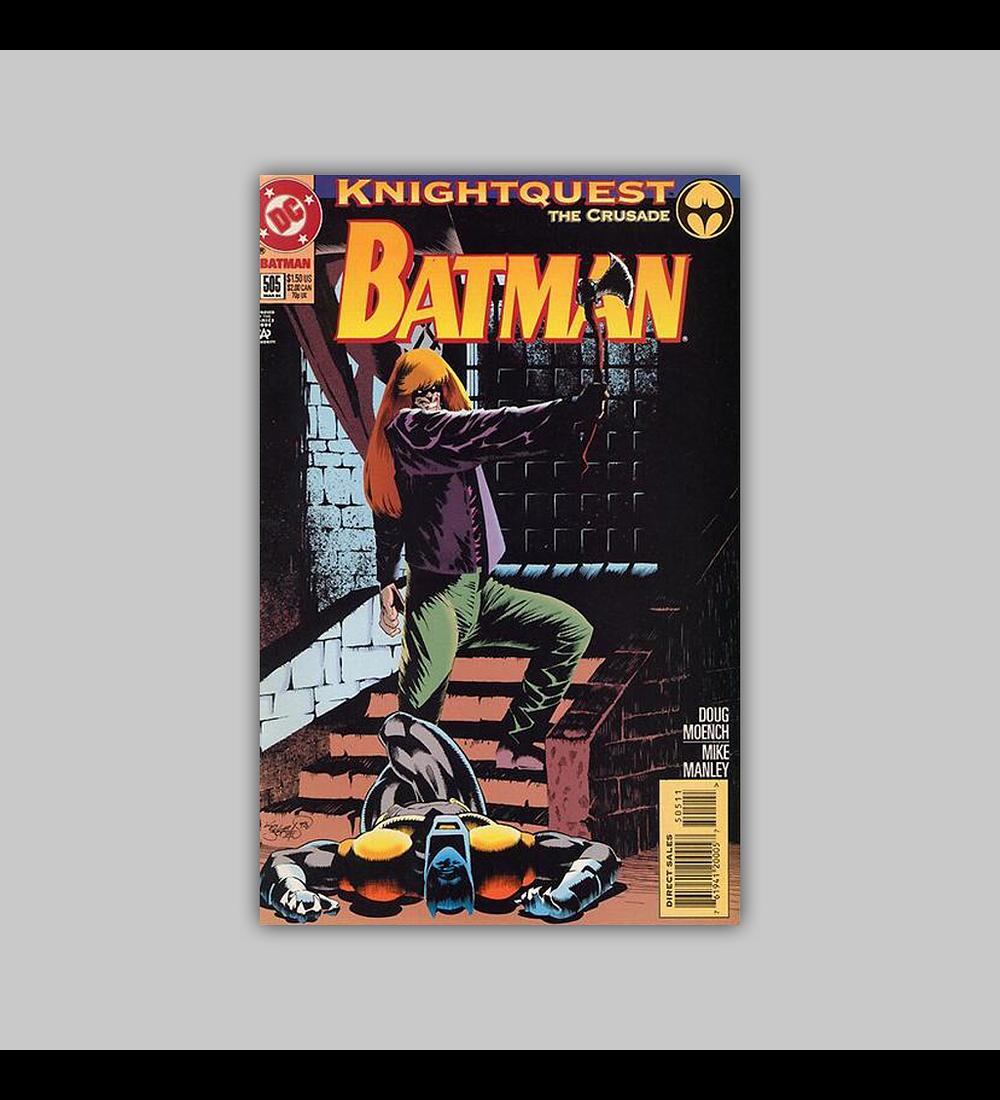 Batman 505 1994