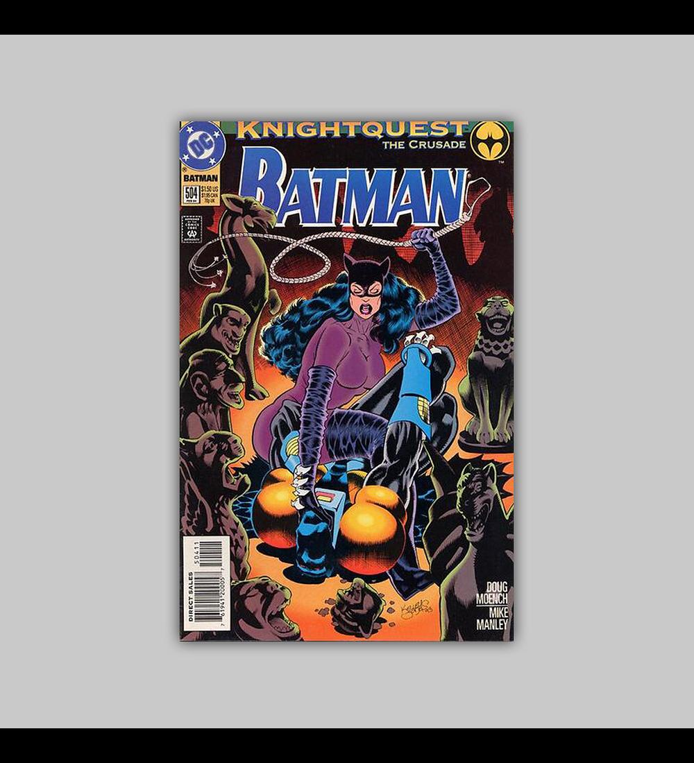 Batman 504 1994