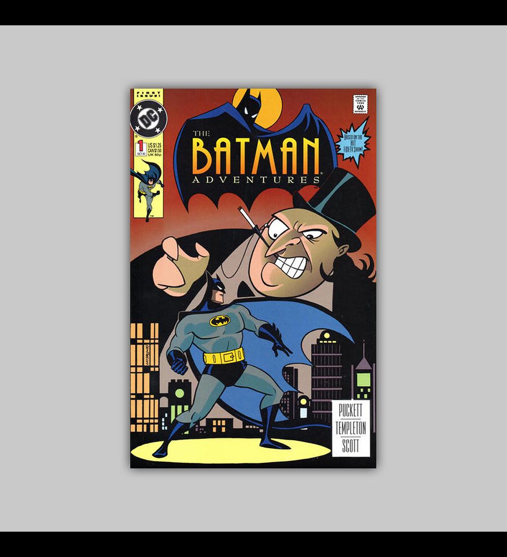 Batman Adventures (complete) 1992