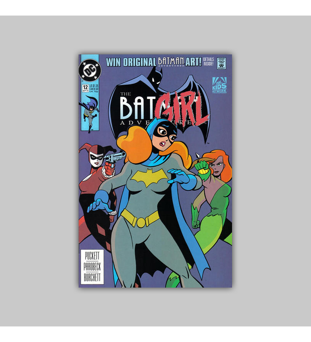 Batman Adventures (Colecção completa) 1992