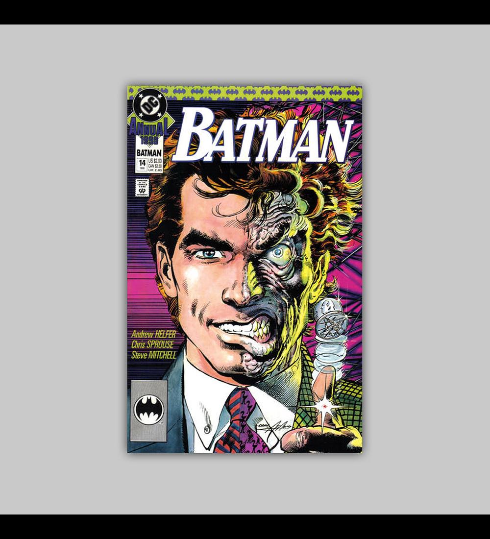 Batman Annual 14 1990