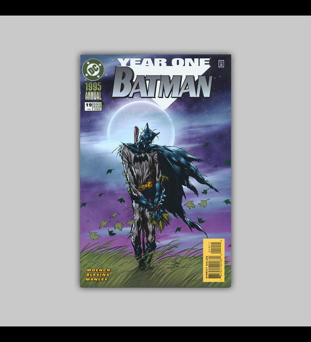 Batman Annual 19 1995