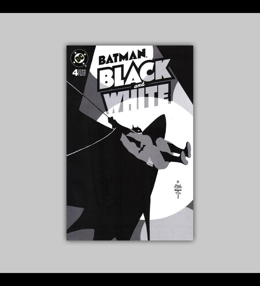 Batman Black & White 4 1996