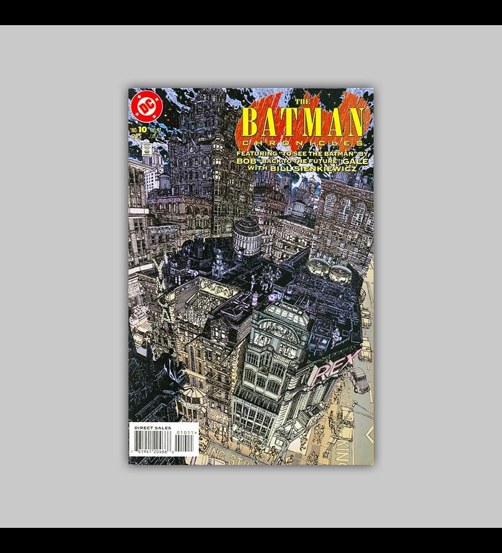 Batman Chronicles 10 1997