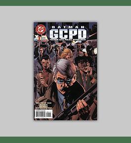 Batman GCPD 1 1996