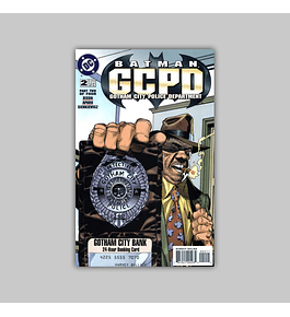 Batman GCPD 2 1996